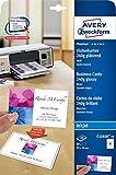 Avery Zweckform C32028-10 Premium Visitenkarten 10 Blatt