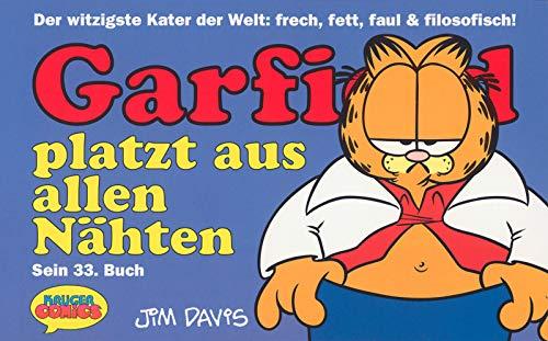 : Garfield, Bd.33, Garfield platzt aus allen Nähten ()