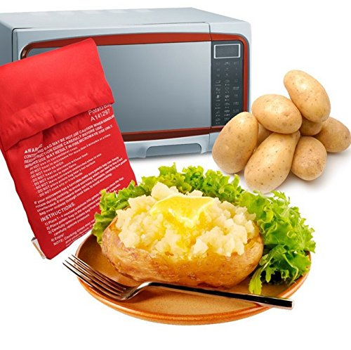 Frmarche - Bolsas cocción microondas Patatas Tierra
