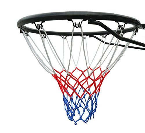 Dimensione ufficiale da basket 45 rete e cerchio Fixings. parete per bambini e adulti