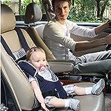 Ruirui Correas de asiento de coche infantil del bebé