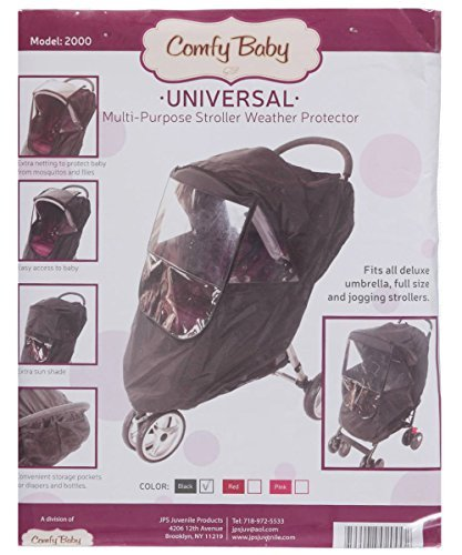 COMFY BABY UNIVERSAL MULTI-PURPOSE STROLLER WEATHER SHIELD BY COMFY BABY