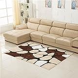 SX-ZZJ %Teppich Rechteckiger Teppich Wohnzimmer Großer Teppich Home Schlafzimmer Bed Tail Blanket GeometrischeTeppiche (größe : 160 * 230cm)
