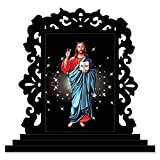 #7: Jesus Crist Car Dashboard idols Figurine Showpiece, BY Vprint