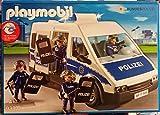 Playmobil 9397 Bundespolizei - Mannschaftswagen .