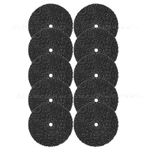 dronco-grv-cbs-csd-nylon-biscuit-coarse-cleaning-pad-cleaning-disc-in-100mm-or-150mm-1-10-pieces-10-