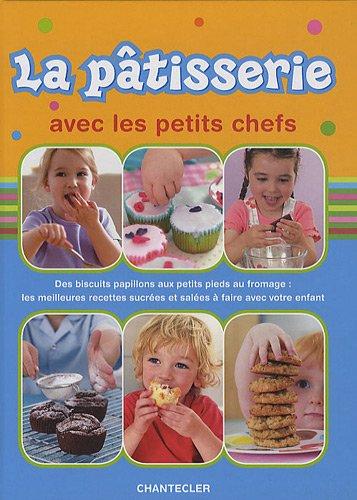 La pâtisserie avec les petits chefs