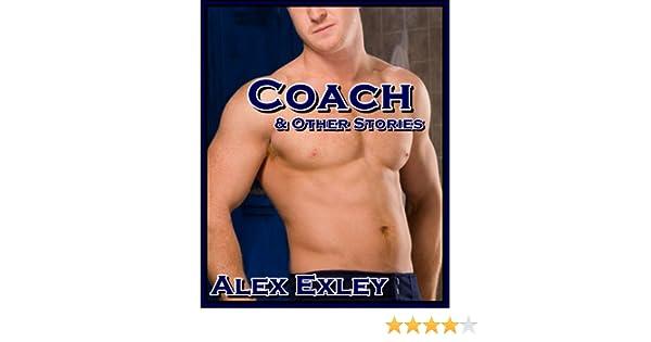 Gay coach shower