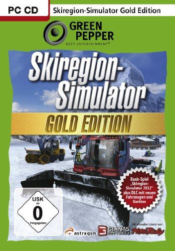 ak tronic Skiregion Simulator - Gold Edition