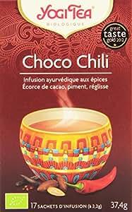 Yogi Tea Infusion Choco Chili 17 Sachets