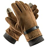 Best Winter Gloves For Men - Mens Winter Warm Gloves Touchscreen - Acdyion 2018 Review
