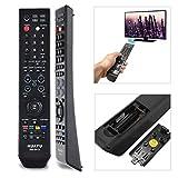 elegiant Télévision TV Télécommande Remote Control Replacement Contrôleur universel pour Samsung LED/LCD TV/DVD/VCR