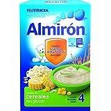Almirón Papilla de cereales sin gluten 500 gr - Pack de 3 (Total 1500 grams)