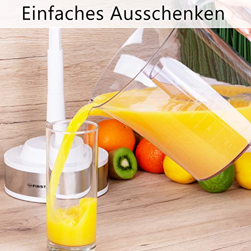 Elektrische Zitruspresse – 15 L – TZS First Austria Bild 3*