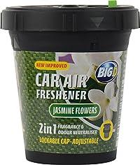 Big D Gel Car Freshener Jasmine - 130 g