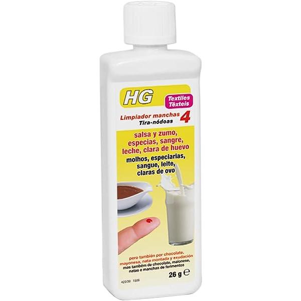 HG Limpiador manchas de nr. 4 35 gr - El limpiador para ...