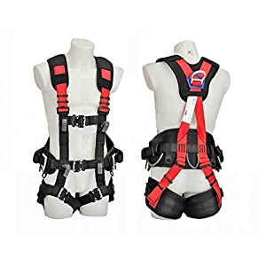 Arnés seguridad trabajo cuerpo entero – Maxi Confort – 5 puntos de anclaje