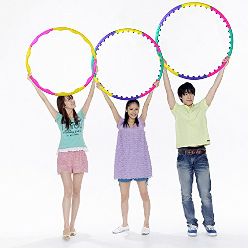 Removable Hula Hoop – Fitness Hula Hoops