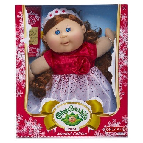 cabbage-patch-kids-exclusive-limited-edition-holiday-2014-haarfarbe-brunette-kleid-in-rot-weiss