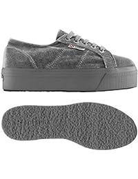 Superga2790-Velvetw - Zapatillas de Deporte Mujer
