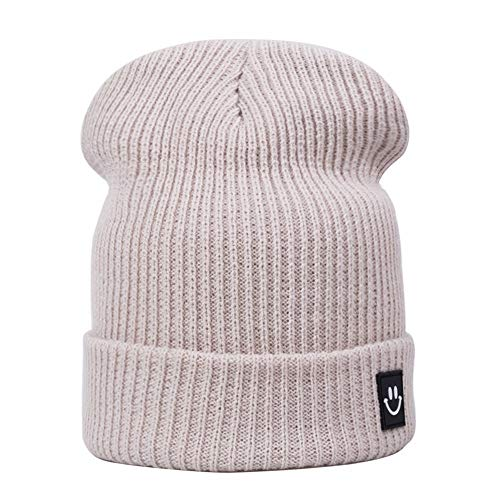 vnmxv Fashion Women Winter Hat Cap Cotton Cartoon for Boys Girls Brand Warm Beanie Skullies Hat Wholesale Aaam, beige