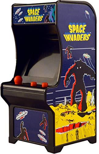 Super Impulse Schlüsselanhänger Tiny Arcade Space Invaders, Mehrfarbig (0859421005213)