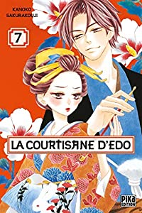La courtisane d'edo Edition simple Tome 7