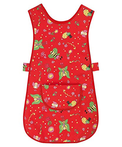 Alexandra donna Fun Bugs Tabard Red/ Red L