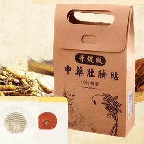 shuaishuang573 Chinesische Medizin Potent Abnehmen Paste Aufkleber Belly Patch-Fat Burning Creme