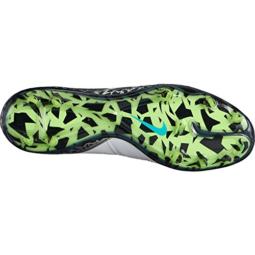 Nike Hypervenom Phantom Ii Fg, Chaussures de Foot Homme Plateado (pure platinum/black-ghost green)