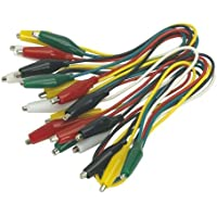 SEALEY Jumper Test Lead Set 5 Pairs - 450mm