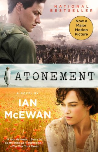 Book cover for Atonement