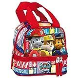 Disney, valigia rigida in ABS per bambini, utilizzabile come bagaglio a mano Rosa 13 Paw Patrol carry-on