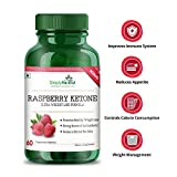 Simply Herbal Raspberry Ketones Green Tea Extract Weight Loss Supplement 800mg 60 Capsules
