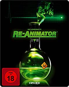 Re-Animator / Bride Of Re-Animator (2-Disc Steelbook Edition) [Blu-ray]