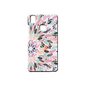 BLUEDIO Designer Printed Back case cover for VIVO V3 - G7881