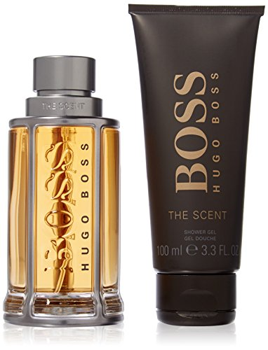 Hugo Boss Boss The Scent Geschenkset 100ml EDT Spray + 100ml Shower Gel