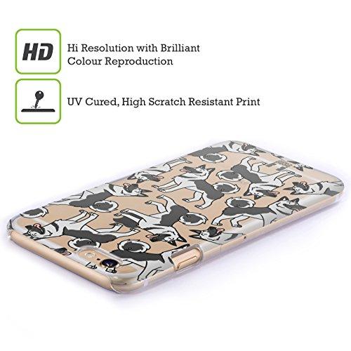 Head Case Designs Schipperkes Race De Chien Modèle 9 Étui Coque D'Arrière Rigide Pour Apple iPhone 5 / 5s / SE Norvégien Elkhounds