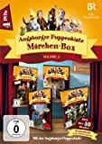 Augsburger Puppenkiste Märchen-Box, Vol. 2 (4 Märchen-Raritäten auf 4 DVDs)