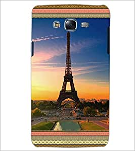 PrintDhaba Tower D-3590 Back Case Cover for SAMSUNG GALAXY ON 5 (Multi-Coloured)