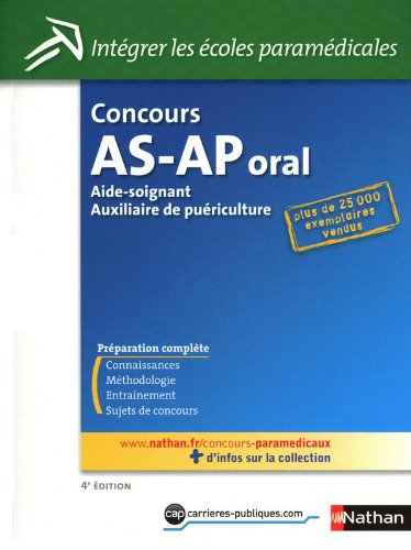 CONCOURS AS/AP EPR ORALE N15 par ANNIE GODRIE, LOUISA REBIH-JOUHET