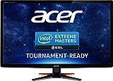 Acer Predator GN246HLBbid 61 cm (24 Zoll) eSports Monitor (VGA, DVI, HDMI, 1ms Reaktionszeit, 144 Hz) schwarz