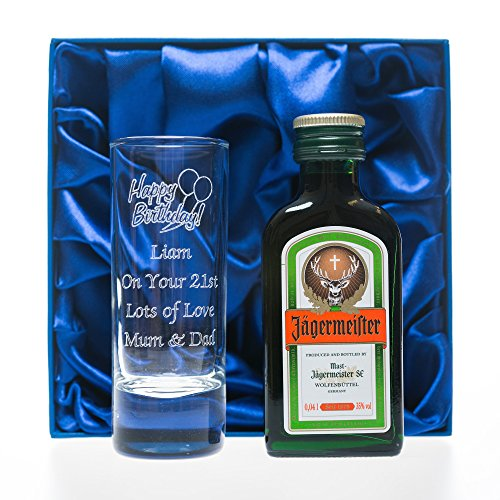 engraved-personalised-birthday-tall-shot-glass-jagermeister-4cl-gift-set-in-silk-box-for-18th-21st