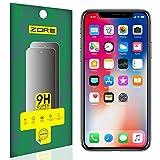 iPhone X (10) Temperli Cam Ekran Koruyucu 9H