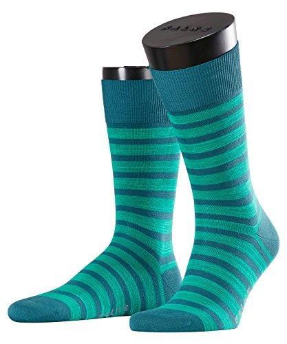 FALKE Herren Socken Even Stripe So amazonia (7676)