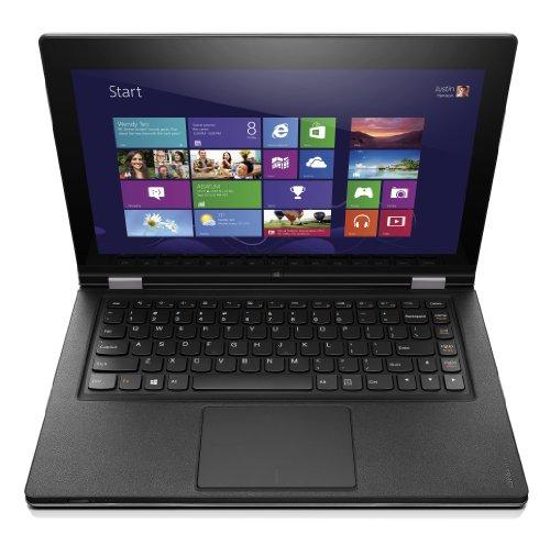 Lenovo Yoga13 13.3-inch Laptop (Silver) - Grey (Intel Core i7 3537U 2GHz Processor, 8GB RAM, 512GB SSD, LAN, WLAN, BT, Integrated Graphics, Windows 8)