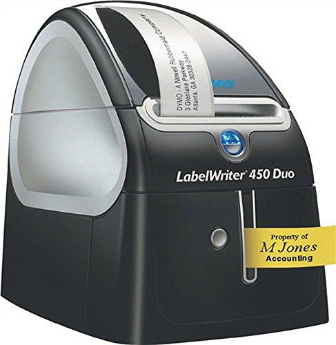 Preisvergleich Produktbild Etikettendrucker Labelwriter 450 Duo Dymo