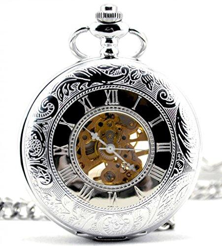 infinite-u-dual-time-display-hollow-skeleton-unisex-pendant-necklace-steel-mechanical-pocket-watch-s
