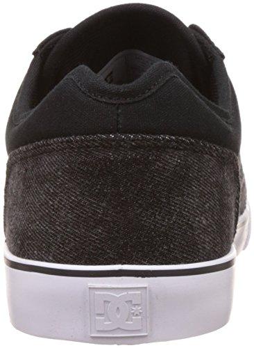 DC Shoes  Tonik Tx Le, Espadrilles Homme Noir (Oub)