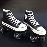 AA- skates LBX Toile Adulte Double rangée de Patins à roulettes Patins Adulte...